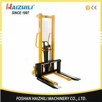 Lifting Tools 2 Ton 1600mm Plug-In Hydraulic Manual Stacker