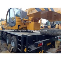 Used Truck Crane XCMG QY50K Good Condition Cheap Price