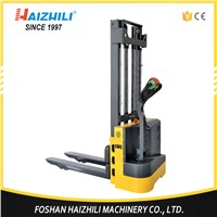 High Quality Material Handling Tools 1000kg Full Electric Reach Stacker Price