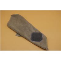 Microfiber Cleaning Cloth with Scouring Pad