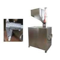 High Quality Almond|Peanut Slicing Machine with Stainless Steel for Sale