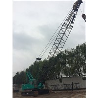 Used 55Tons Crawler Crane of Kobelco-P&H7055