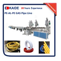 PE-AL-PE Pipe Making Machine Gas Pipe ASTM1282