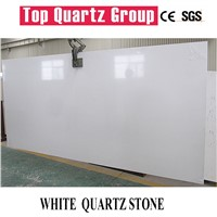 Pure White Quartz Stone Slab, White Quartz Slabs for Sale, Cheap Peice Artificial Quartz Stone Slab, Countertop