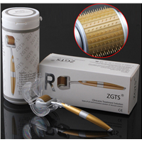 ZGTS Luxury Microneedle Therapy 192 Derma Roller/ Dermaroller Titanium Needles Acne Scars Acne