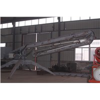 Hot Sale Movable Hydraulic Concrete Placing Boom HGY-15