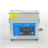 6L Full Stainless Steel Digital Ultrasonic Cleaning Machine for School Lab