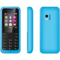 Low Cost Trandtional Dual Card FM Radio Supported Super Slim Bar Feature Phone with Torch