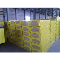 China Rock Wool Board Insulation Price