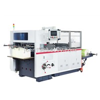 Quality Good Price Paper Fan Roll Automatic Die Cutting Machine MR-930A