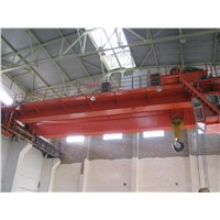 Hot Selling Workshop Used QD Type Double Girder Overhead Crane 5t