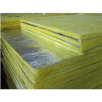 Good Quality Glasswool Board with Aluminum Foil Cheap Price