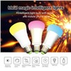 HuaFan Qin Lu LED Bulbs Smart App WiFi Remote Control Adjustable Brightness Eyecare Bulb Changing Color