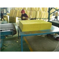 Fiberglass Wool Board with Kraft Facing with Aluminum Foil Glass Wool Panel