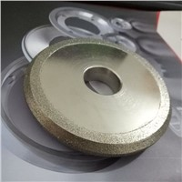 Electroplated Diamond/ CBN Grinding Wheels for Profile Forming Or Surface Grinding Of Marble