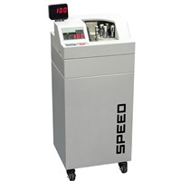 FDJ-116 Floor Stand Vacuum Banknote Counter with Two LED Displays for Heavy Dirty Money