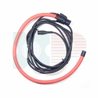Flexible Rogowski Coil Current Sensor, Suitable for Acb, Vcb, Gis & Welding Machine