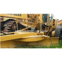Used Motor Grader CAT 14G Caterpillar Cheap Price Second-Hand