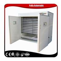CE Approved Commercial Poultry Duck Eggs Incubator Machine