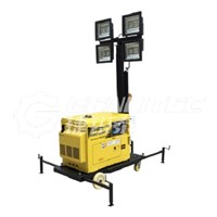 4*100W LED Light MOBILE LIGHTING TOWER