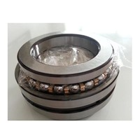 Double Direction Angular Contact Thrust Ball Bearing, Double Row Thrust Ball Bearing 234707M. SP