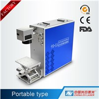 10w / 20W / 50w /100w Laser Wire Marking Machine
