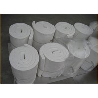 High Quality Aluminum Silicate Fiber Insulation Blanket Ceramic Fiber Heat Proof Insulation Blanket