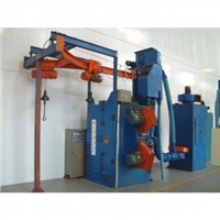 Yaluoke Hanging Hook Type Shot Blasting Machine China Machine Supplier