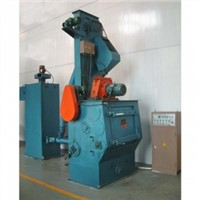 Yaluoke Q326 Mesh Belt Shot Blasting Machine China Machine Supplier
