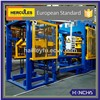 Best-Selling Mobile Cement Block Making Machine In Africa