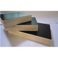 18mm Black Brown Formwork Plywood