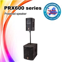 "China Supply PRX612M 12"" Professional Loudspeaker Dj Sound System Stage Monitor for Sale"