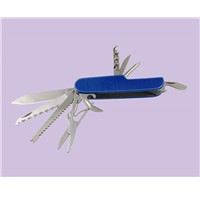 Pocket Knife Small Scissors Corkscrew Multi Knife