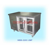 Top Glass Door Chillers
