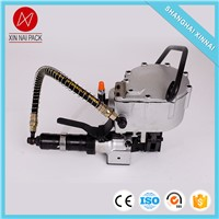 KZ-32 Pneumatic Pipe Bundling Metal Strapping Machine