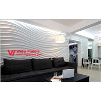 3D Wall Designs in Living Room Office Restaurant WY-245