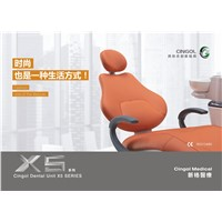 Cingol Humanized Dental Chair X5