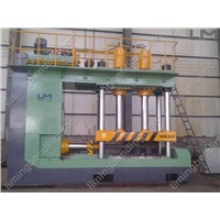 Cold Forming Elbow Machine, Elbow Machine, Elbow Forming Machine,
