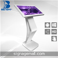 22 27 32 37 43 49 55 65inch Kiosk Advertising Player/Monitor Pubblicitario WiFi