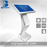 IR Touch Kiosk LCD Monitor Digital Signage