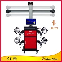 3D Wheel Aligner/ Good Quality Wheel Alignment(SS-3D-A4)