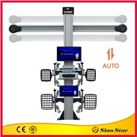 3D Wheel Aligner/ Two Screens Alignment Machine(SS-3D-A3 PLUS)