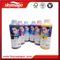 Genuine Korea Quality InkTec SubliNova Dye Sublimation Ink (C M Y BK LC LM) for Garments
