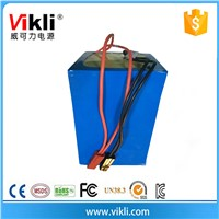 Deep Cycle 24v50ah Lifepo4 Battery for Solar System
