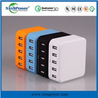 Desktop Charger with USB Port of All Kinds of Mobile Phone