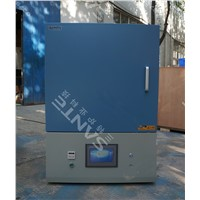 Touch Screen Box Muffle Sintering Furnace up To 1400c for Laboratory Heat Treatment