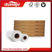 75gsm*100m(328ft) Tacky/Adhesive Anti-Curled Sublimation Paper