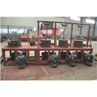 Dual-Frequency Wire Drawing Machine Wire Processing Machines