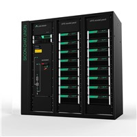 Data Centre Hot-Swappable Modular UPS, Parallel-Capable Up to 3200KVA