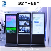 HD Full Color LED Display/Advertising Player for Indoor